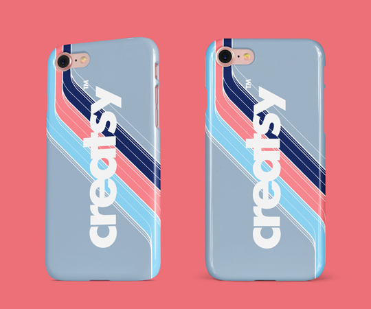 Glossy Snap Case